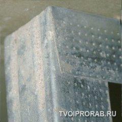 металлический профиль для арки