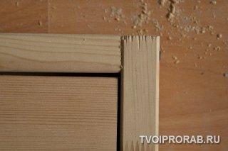зазоры между дверью и коробкой