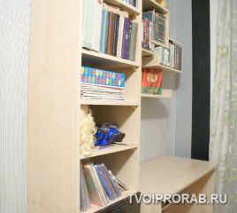 Рабочий уголок в детской комнате своими руками