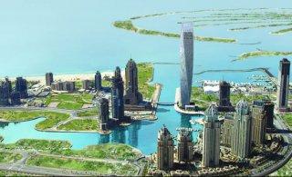 Престижный район Dubai Marina