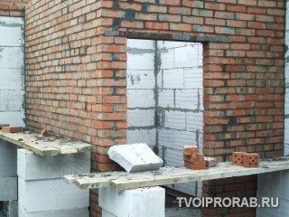 Внутренние стены санузлов