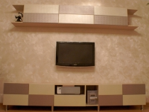 Сборка корпусной мебели для гостиной своими руками