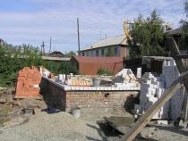 Фундамент для дома с цоколем
