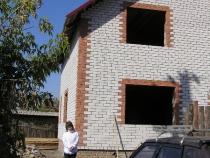 Готовая коробка с крышей