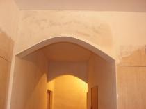 Потолок и арки из гипсокартона в коридоре своими руками