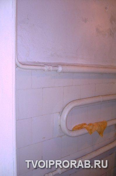 Ремонт в ванной в хрущевке  фотоотчет 21