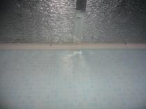 проводка для света под потолочным плинтусом
