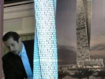 Проектировние infinity tower