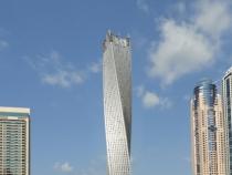 Дом-спираль infinity tower