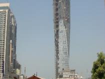 Строительство infinity tower
