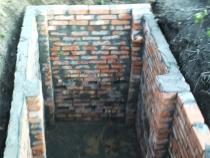 Сливная яма для дома