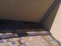 Зарезка тротуарной плитки