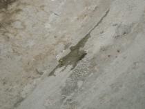 капающая с потолка вода