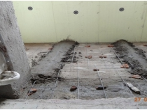 Заливка бетонной стяжки пола своими руками