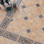 Керамическая плитка. Изготовление и применение