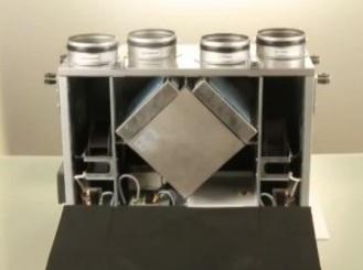 Установка приточно — вытяжной вентиляции с рекуперацией тепла